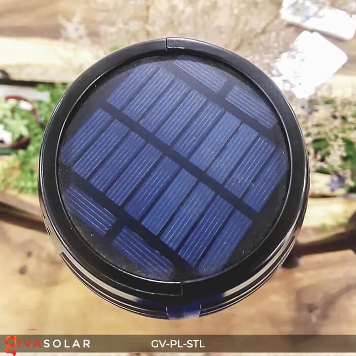 Đèn ngọn lửa trang trí năng lượng mặt trời GV-PL-STL 10