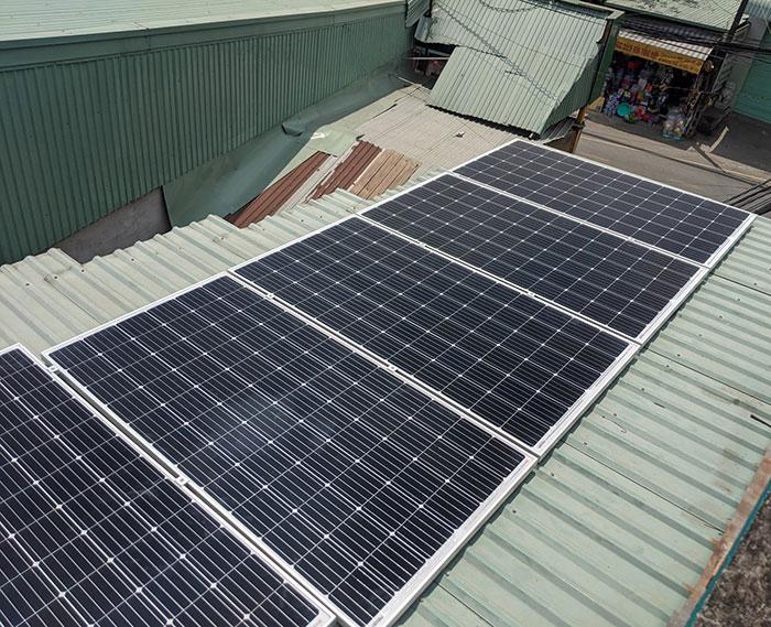 Hoàn thành dự án điện mặt trời hòa lưới 5 kWp cho anh Khang ở Quận 9 3