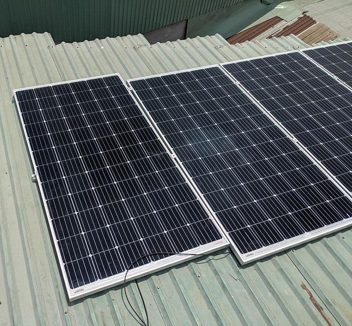 Hoàn thành dự án điện mặt trời hòa lưới 5 kWp cho anh Khang ở Quận 9 5