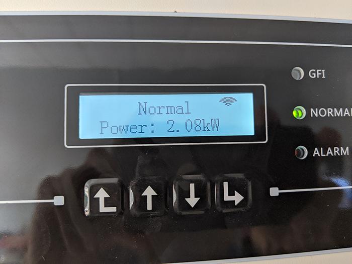 Dự án điện mặt trời hòa lưới 5KW cho anh Minh ở Bình Dương 9