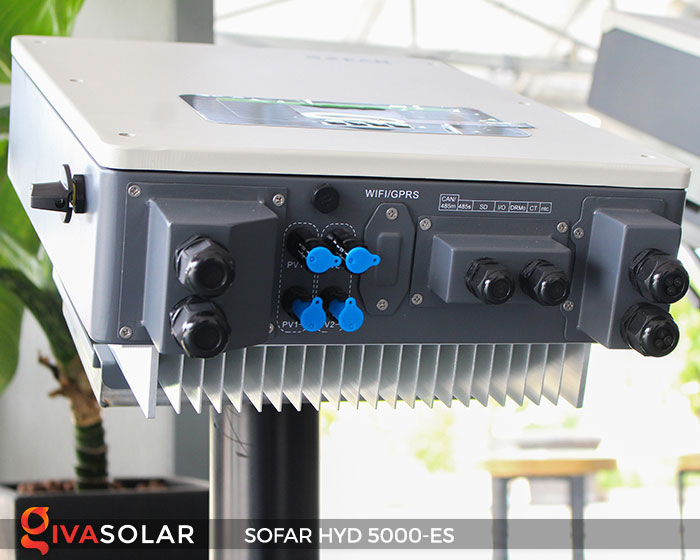 Inverter hòa lưới có lưu trữ Sofar HYD 5000-ES 3