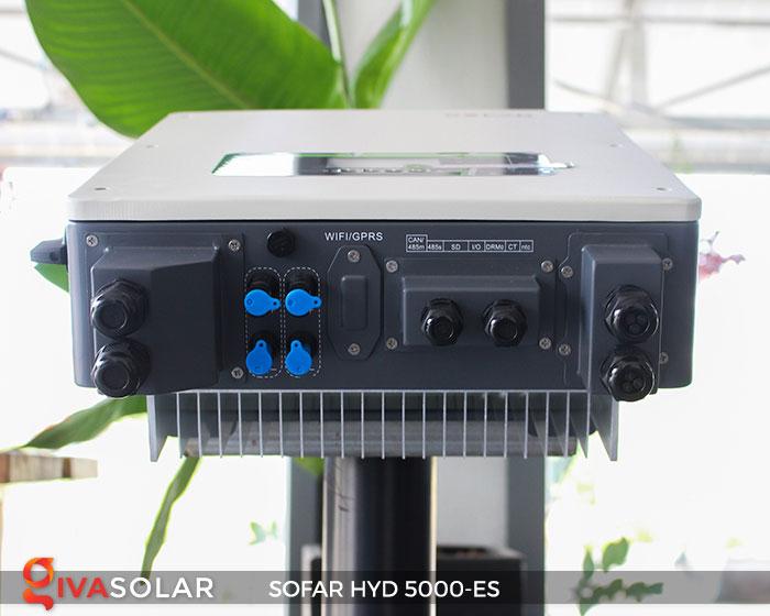 Inverter hòa lưới có lưu trữ Sofar HYD 5000-ES 4
