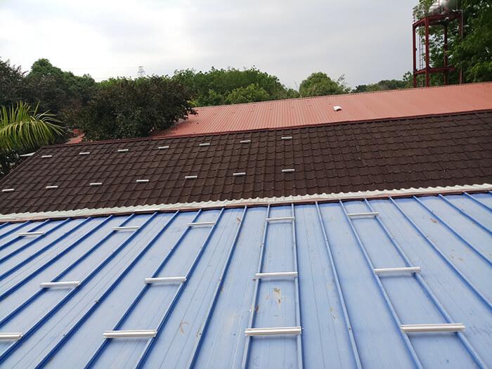 Lắp đặt điện mặt trời 30KW cho công ty Thụ Viện ở Củ Chi 2
