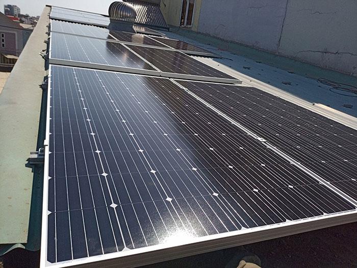 Lắp đặt năng lượng mặt trời hòa lưới 5KW cho anh Linh ở Thủ Đức 4