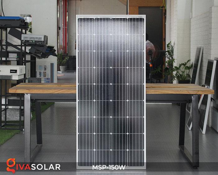 pin năng lượng mặt trời MONO 150W 1