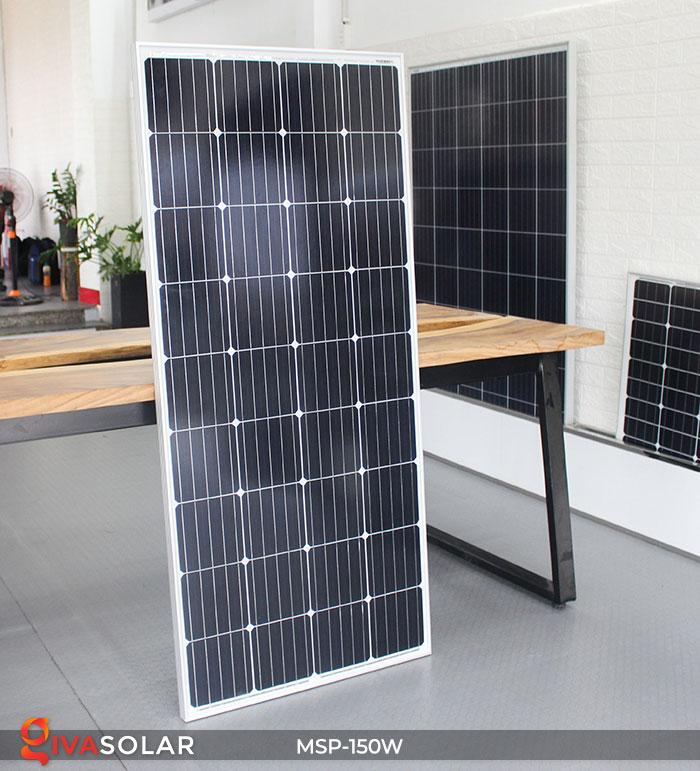 pin năng lượng mặt trời MONO 150W 2