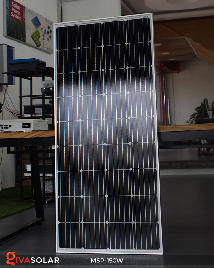 pin năng lượng mặt trời MONO 150W 3