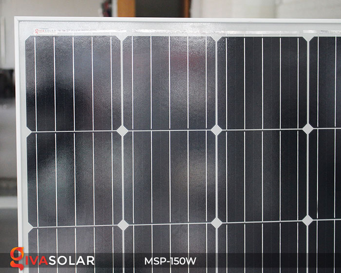pin năng lượng mặt trời MONO 150W 4
