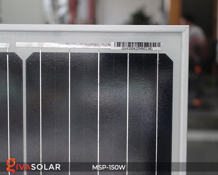 pin năng lượng mặt trời MONO 150W 6
