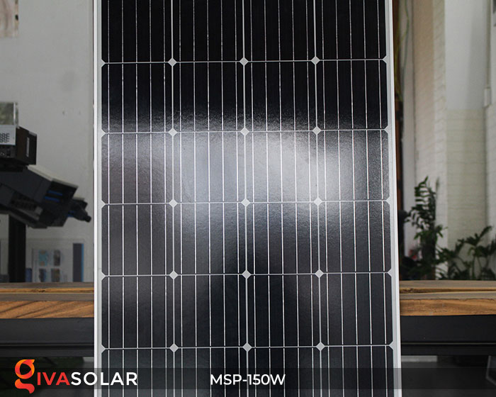 pin năng lượng mặt trời MONO 150W 7