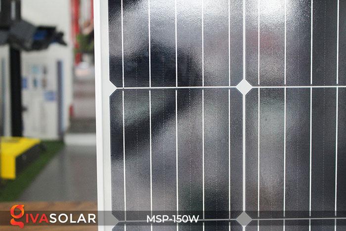 pin năng lượng mặt trời MONO 150W 8