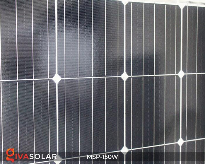 pin năng lượng mặt trời MONO 150W 9