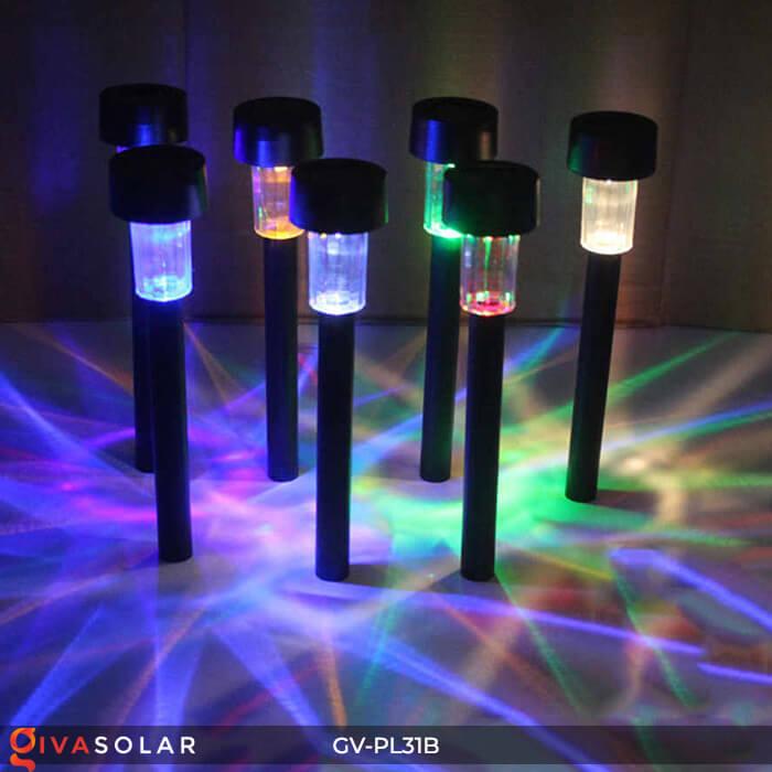 Đèn Led cắm đất trang trí năng lượng mặt trời mini GV-PL31B 11