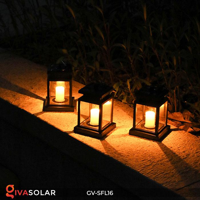 Đèn lồng trang trí năng lượng mặt trời GV-SFL16 10