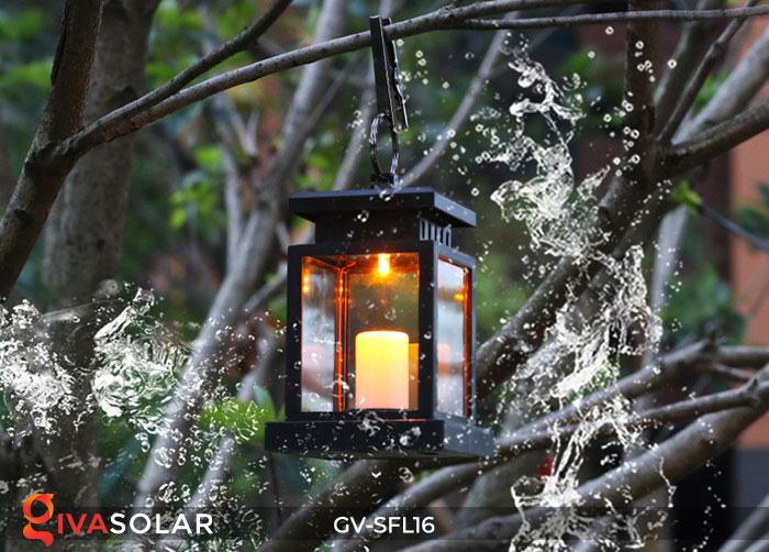 Đèn lồng trang trí năng lượng mặt trời GV-SFL16 11
