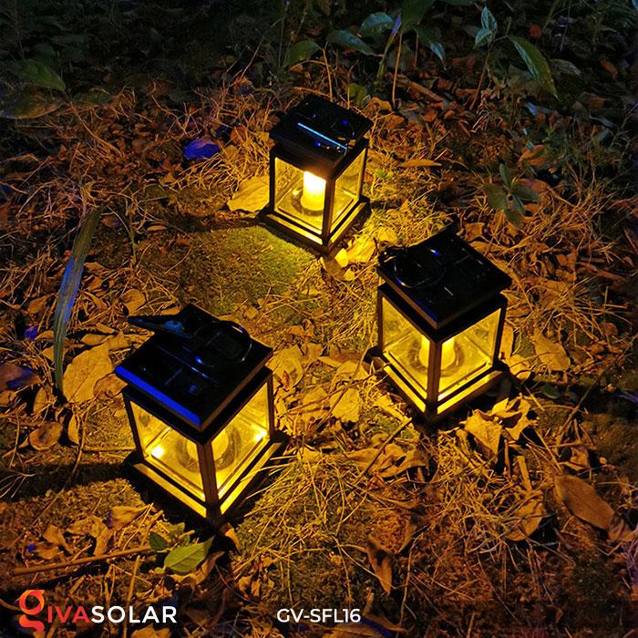 Đèn lồng trang trí năng lượng mặt trời GV-SFL16 14
