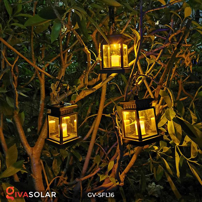 Đèn lồng trang trí năng lượng mặt trời GV-SFL16 15