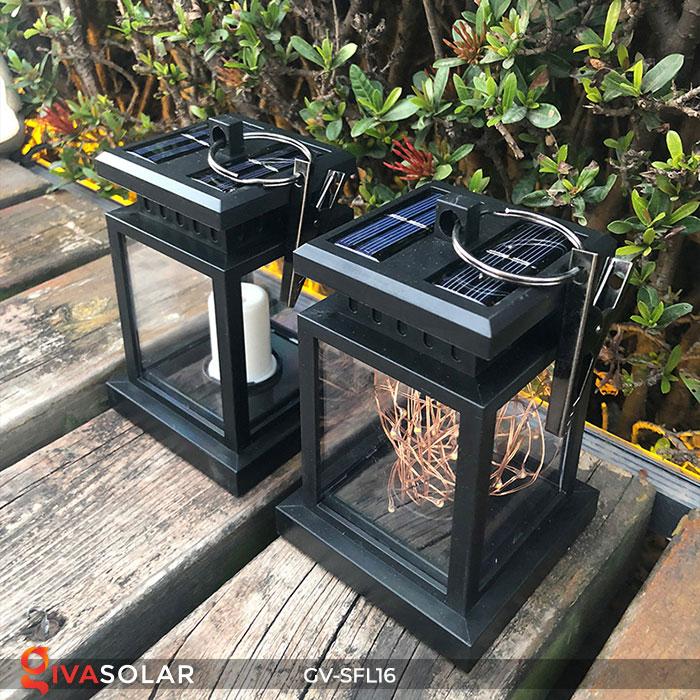Đèn lồng trang trí năng lượng mặt trời GV-SFL16 3