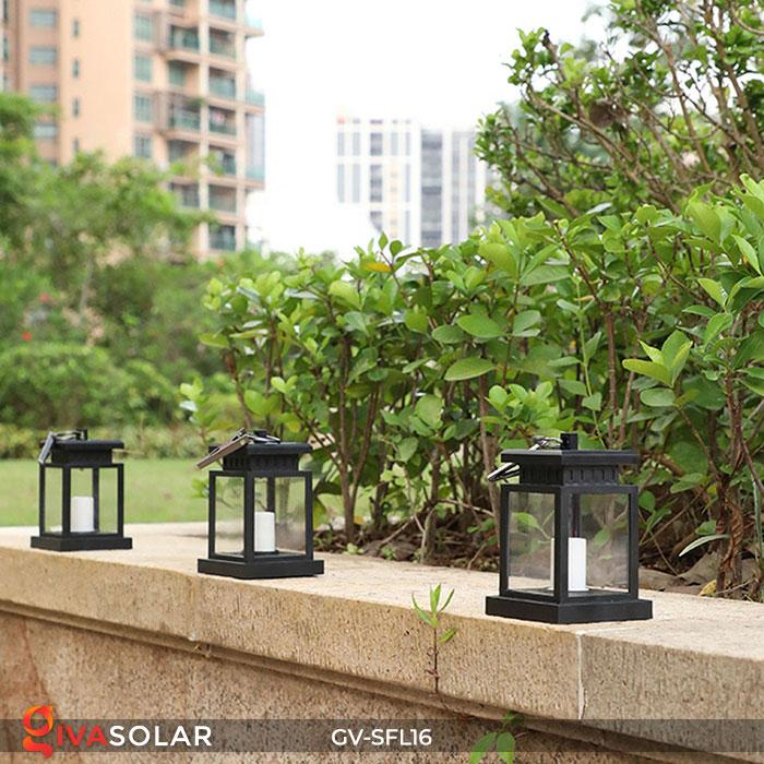 Đèn lồng trang trí năng lượng mặt trời GV-SFL16 4