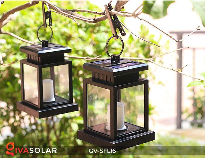 Đèn lồng trang trí năng lượng mặt trời GV-SFL16 5