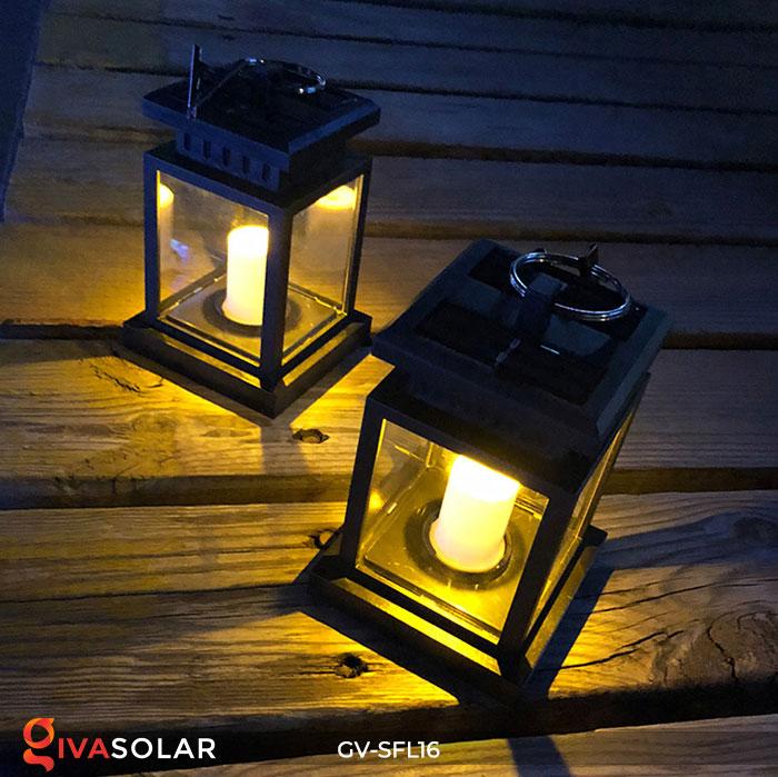 Đèn lồng trang trí năng lượng mặt trời GV-SFL16 7