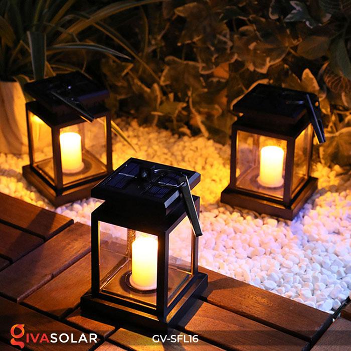 Đèn lồng trang trí năng lượng mặt trời GV-SFL16 9