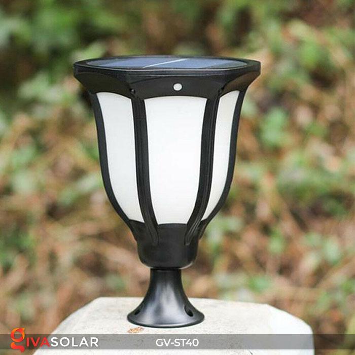 Đèn LED năng lượng mặt trời 3 trong 1 ánh sáng ngọn lửa 4
