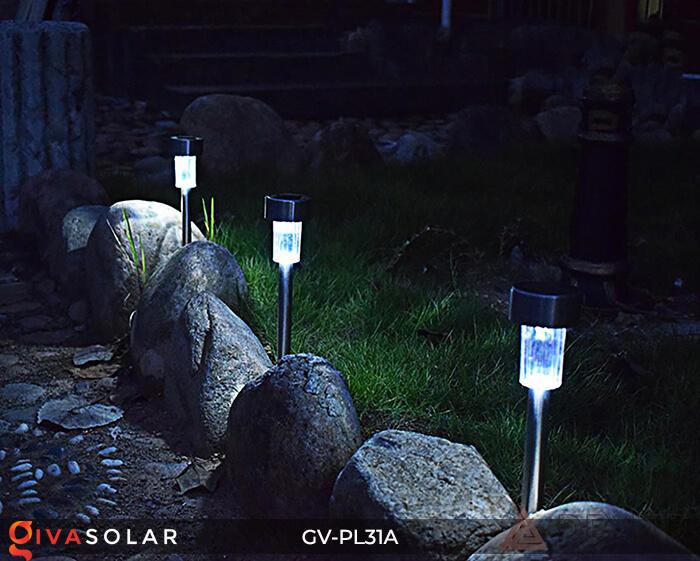 Đèn mặt trời cắm đất đổi màu mini GV-PL31A 17