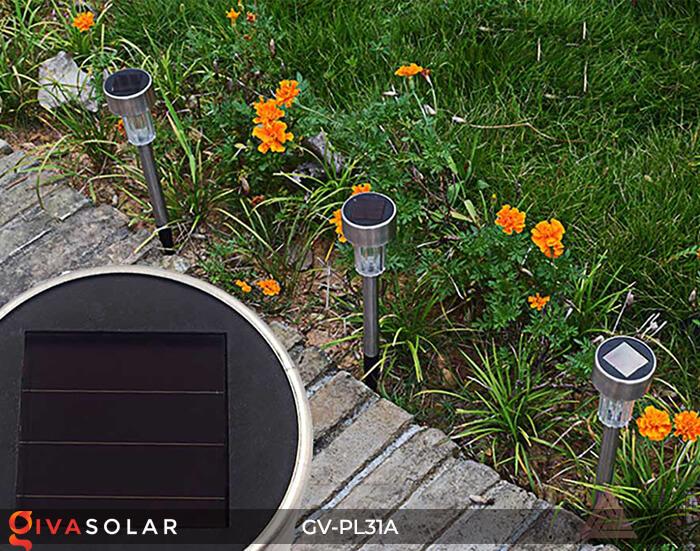 Đèn mặt trời cắm đất đổi màu mini GV-PL31A 3