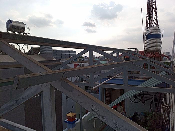 Dự án điện mặt trời hòa lưới 3 pha 5KW cho gia đình chú Phát ở Gò Vấp 4