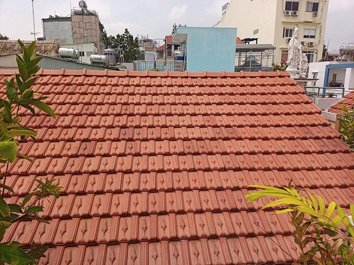 Lắp đặt hệ 4.5KW điện mặt trời hòa lưới cho chú Hùng ở Quận 1 1