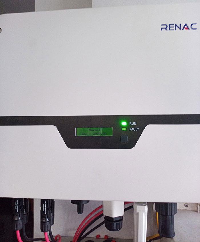 Lắp đặt hệ 4.5KW điện mặt trời hòa lưới cho chú Hùng ở Quận 1 14