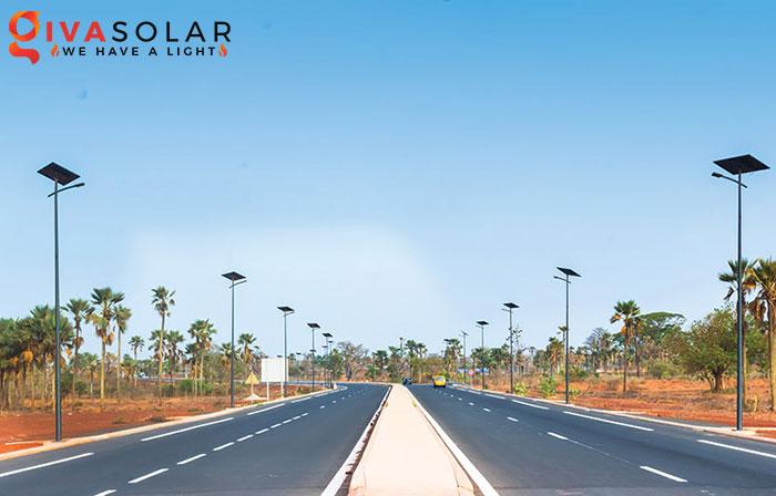 Xác định các tính năng của đèn năng lượng mặt trời đường phố để đạt tiêu chuẩn 1