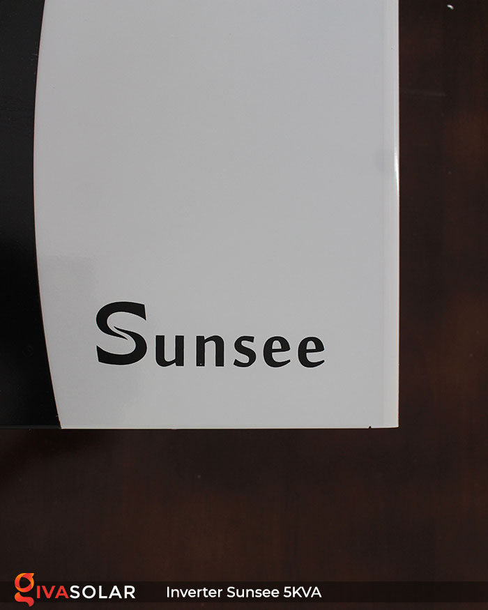 Biến tần độc lập SAKO SUNSEE 5KVA 5
