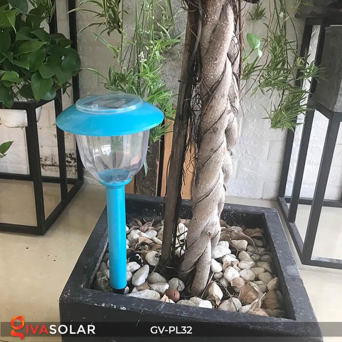 Đèn LED cắm đất trang trí năng lượng mặt trời GV-PL32 9