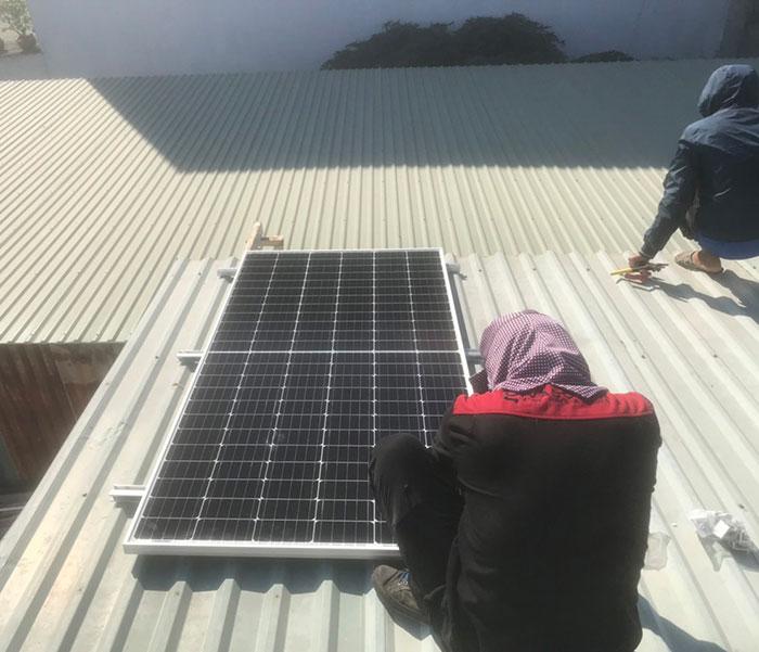 Dự án Điện mặt trời cho gia đình anh Phương ở BRVT 4.2KWP 10