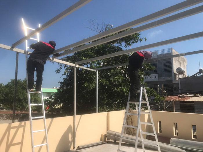 Dự án Điện mặt trời cho gia đình anh Phương ở BRVT 4.2KWP 3
