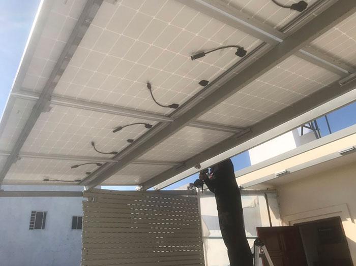 Dự án Điện mặt trời cho gia đình anh Phương ở BRVT 4.2KWP 6