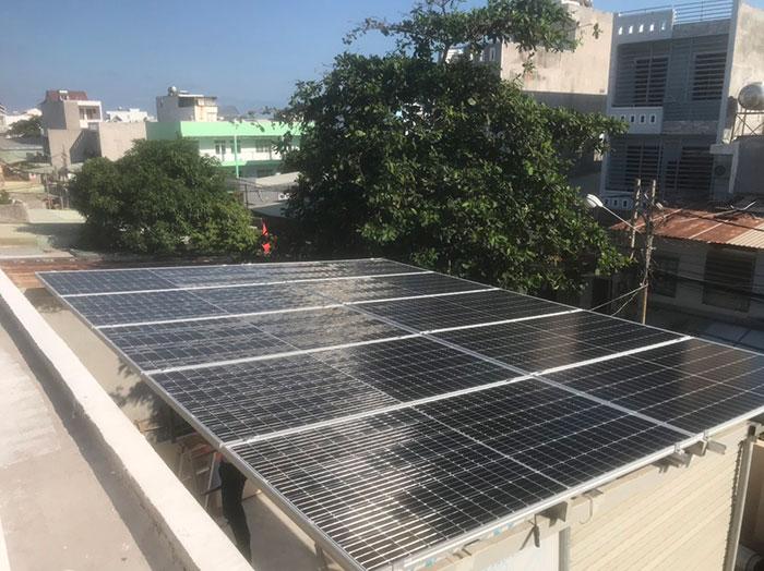 Dự án Điện mặt trời cho gia đình anh Phương ở BRVT 4.2KWP 7