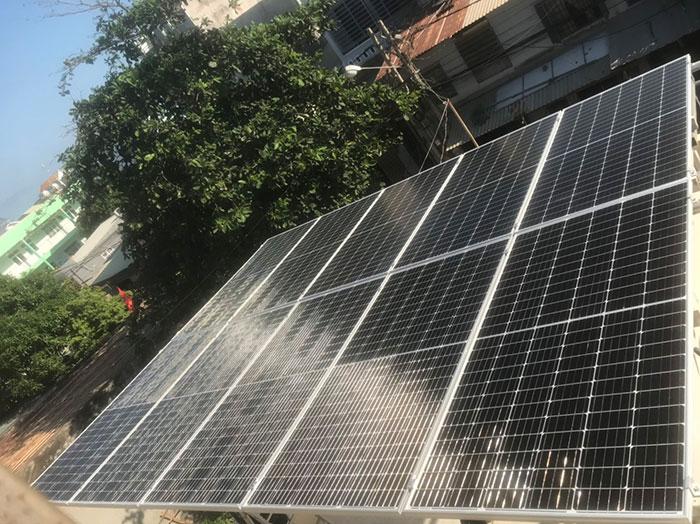 Dự án Điện mặt trời cho gia đình anh Phương ở BRVT 4.2KWP 8