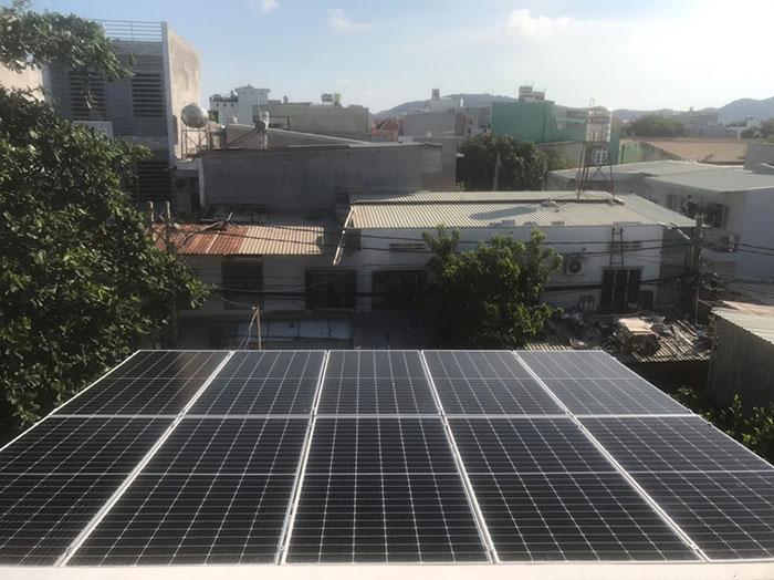 Dự án Điện mặt trời cho gia đình anh Phương ở BRVT 4.2KWP 9