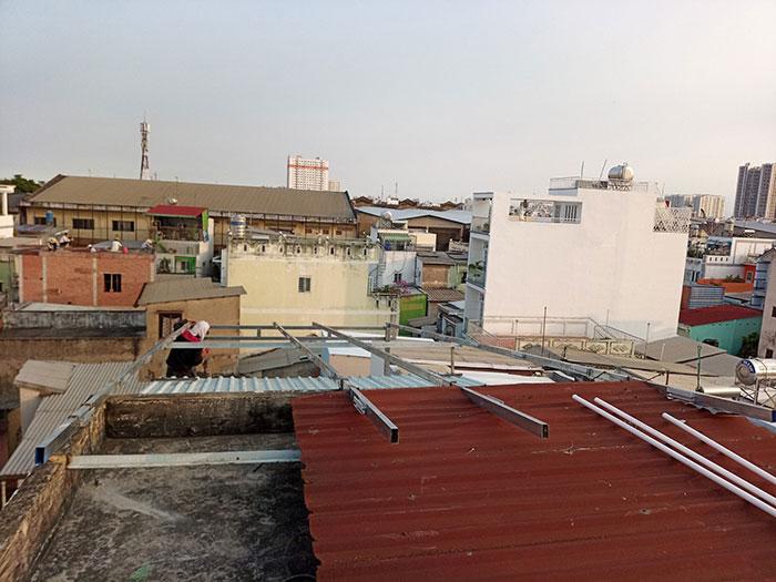 Dự án điện mặt trời hòa lưới 10KW cho gia đình anh Phong ở Quận 8 TPHCM 2