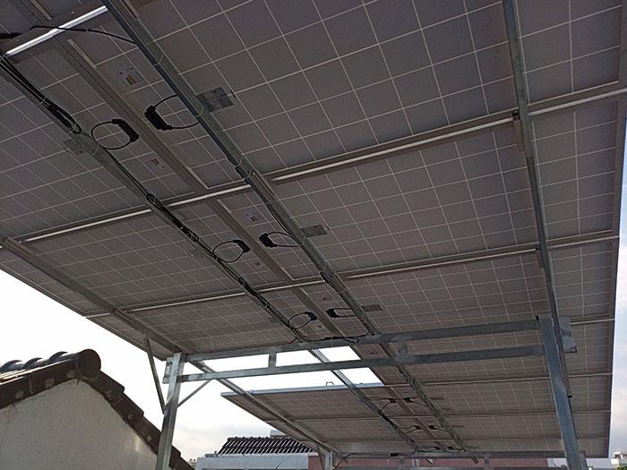 Dự án điện mặt trời hòa lưới 10KW cho gia đình anh Phong ở Quận 8 TPHCM 6