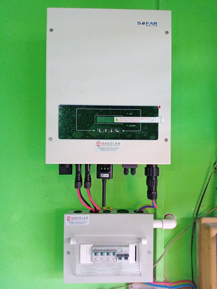 Inverter hòa lưới Sofar 5KW - Model 5KTLM-G2