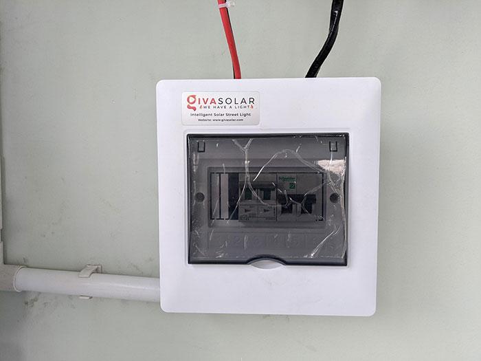 Dự án năng lượng mặt trời cho Trường ĐH Nông Lâm TPHCM 10