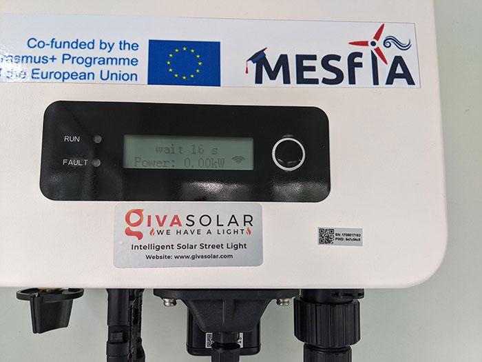 Dự án năng lượng mặt trời cho Trường ĐH Nông Lâm TPHCM 9
