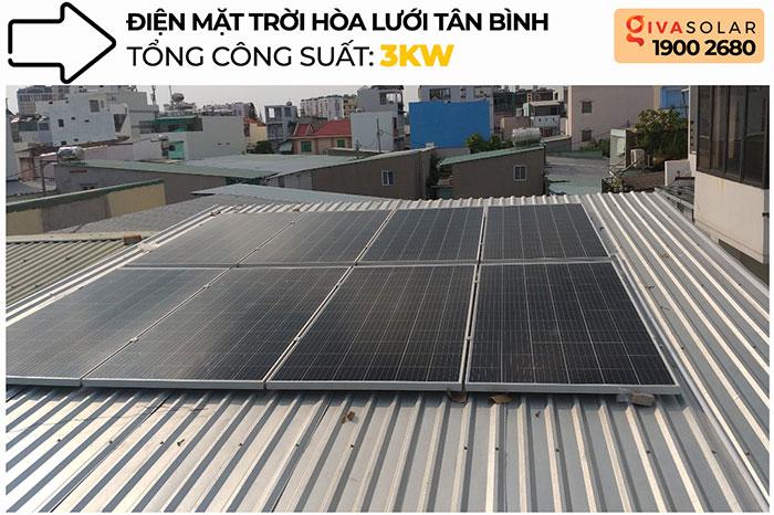 lắp đặt năng lượng mặt trời cho quán cà phê 2