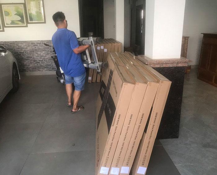Lắp đặt hệ thống điện mặt trời nối lưới 12KW cho khách sạn GIA AN ở Bà Rịa Vũng Tàu 1