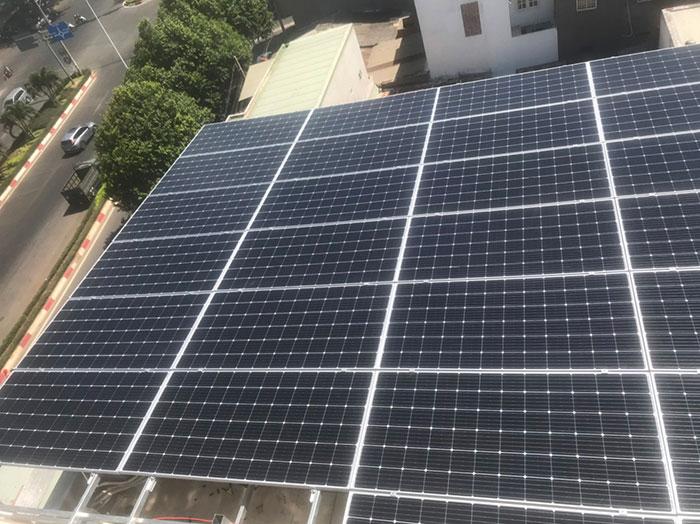 Lắp đặt hệ thống điện mặt trời nối lưới 12KW cho khách sạn GIA AN ở Bà Rịa Vũng Tàu 18