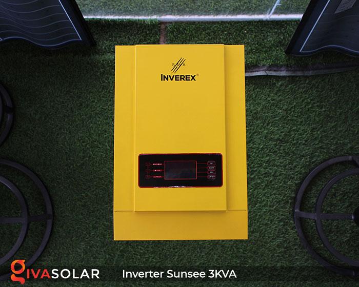 Inverter Solar Off-Grid SAKO SUNSEE 3KVA 1